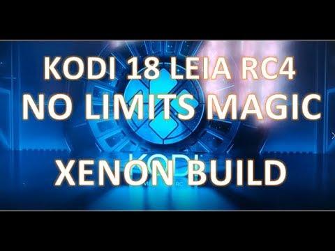 how to install kodi 18 Leia RC4 with best kodi build 2019 No