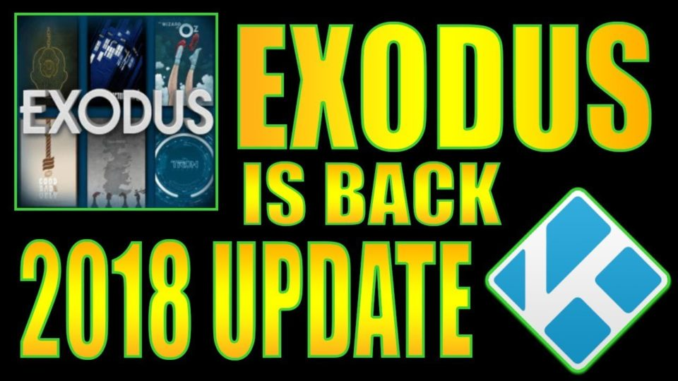 install new exodus on kodi