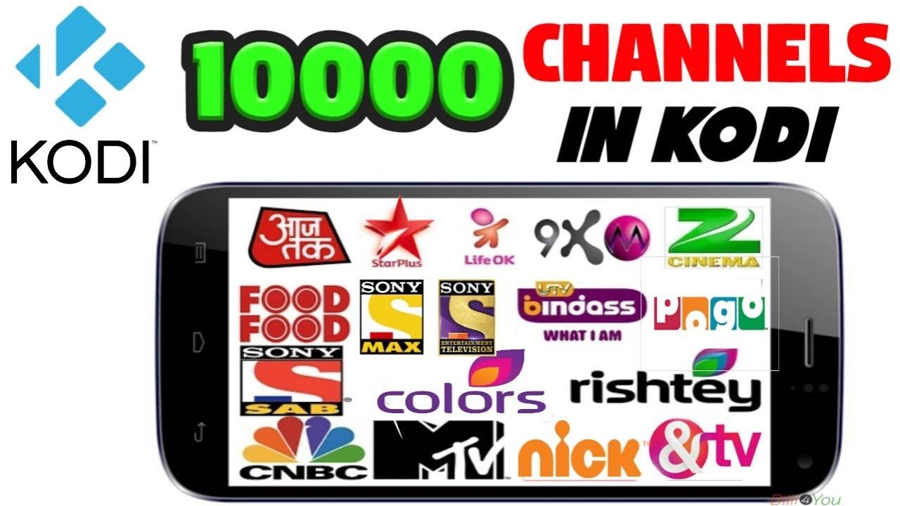 Addon Kodi Para Porno 10000 tv channels in kodi addons   latest kodi addons 2019