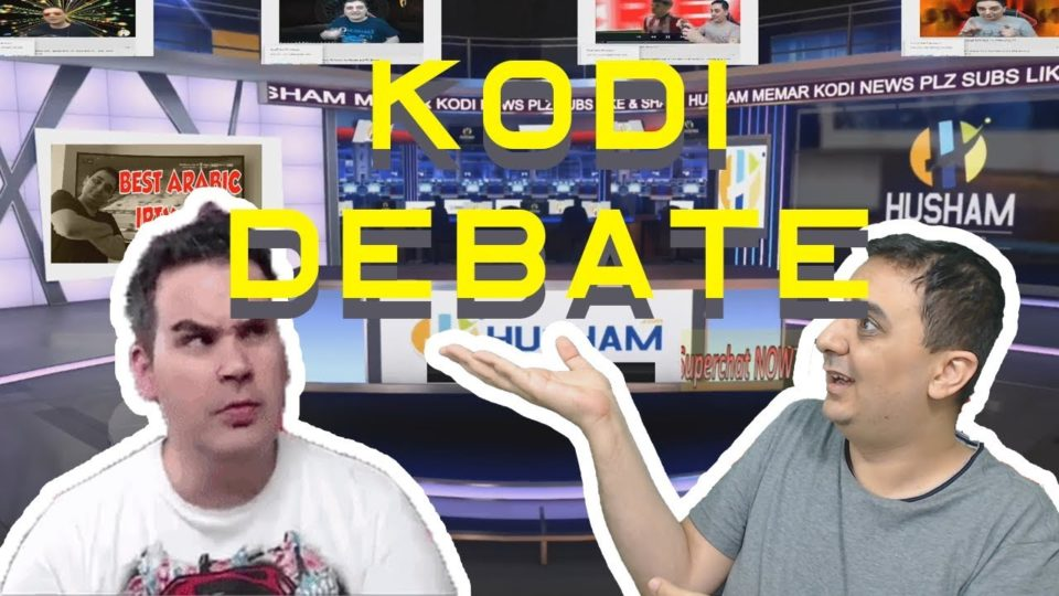 Live on AIR wih Husham - LETS DO KODI DEBATE - Install the Latest Kodi