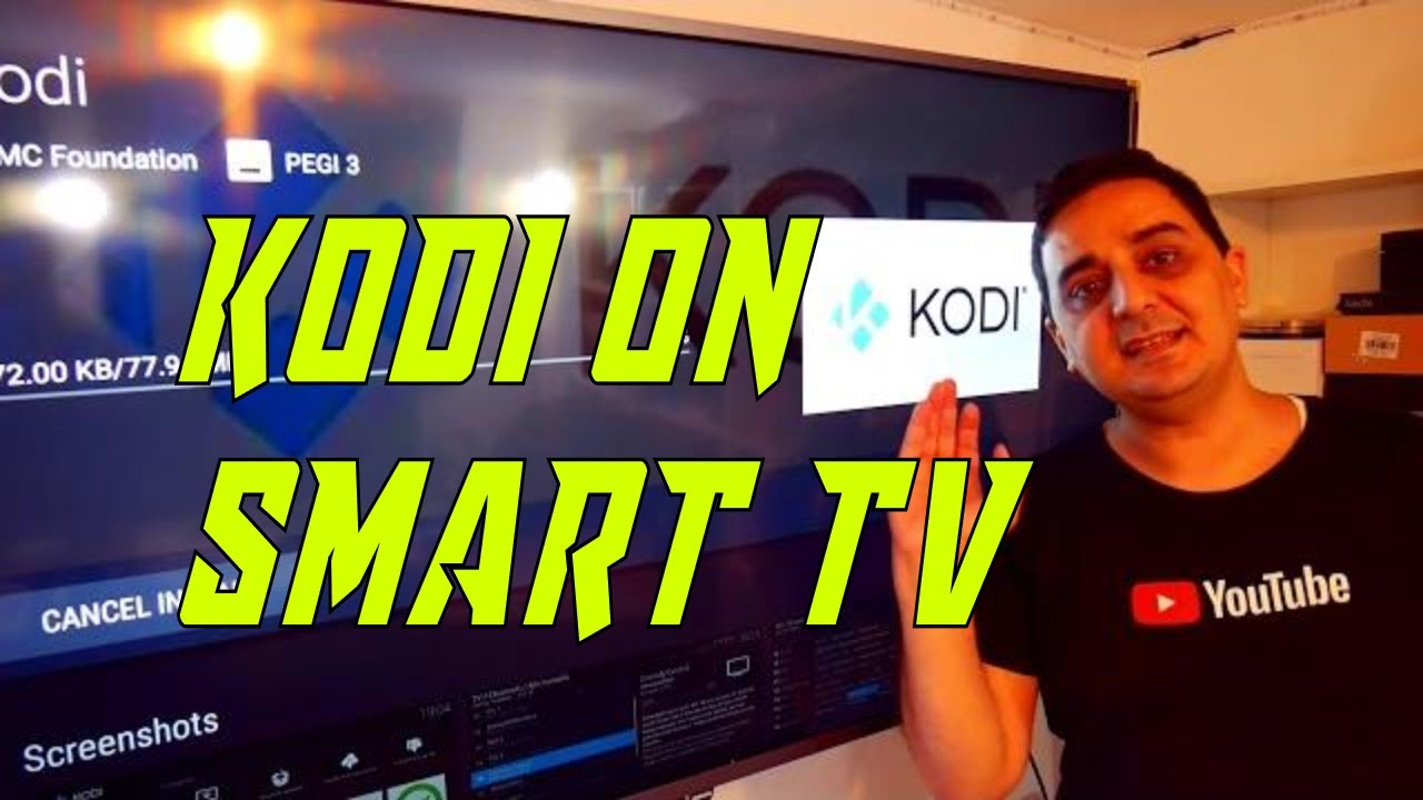 Install Kodi On Smart Tv Philips Android Tv Install The Latest Kodi