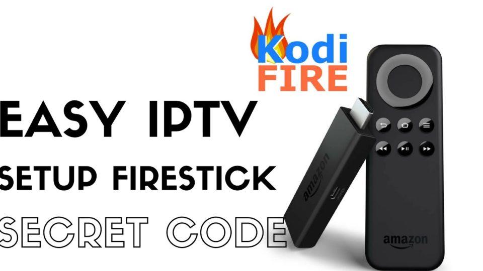 FIRE TV STICK IPTV FULL SETUP - Install the Latest Kodi