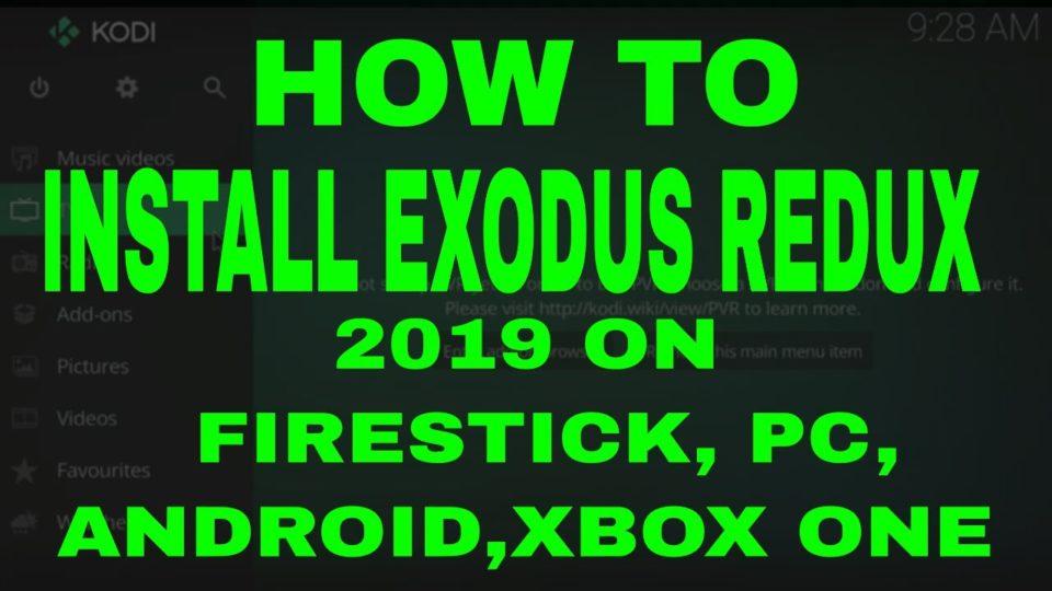 install exodus redux 2019