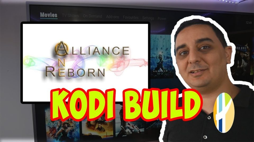 OneAlliance Reborn KODI 18 0 BUILD 2019 - How to install in