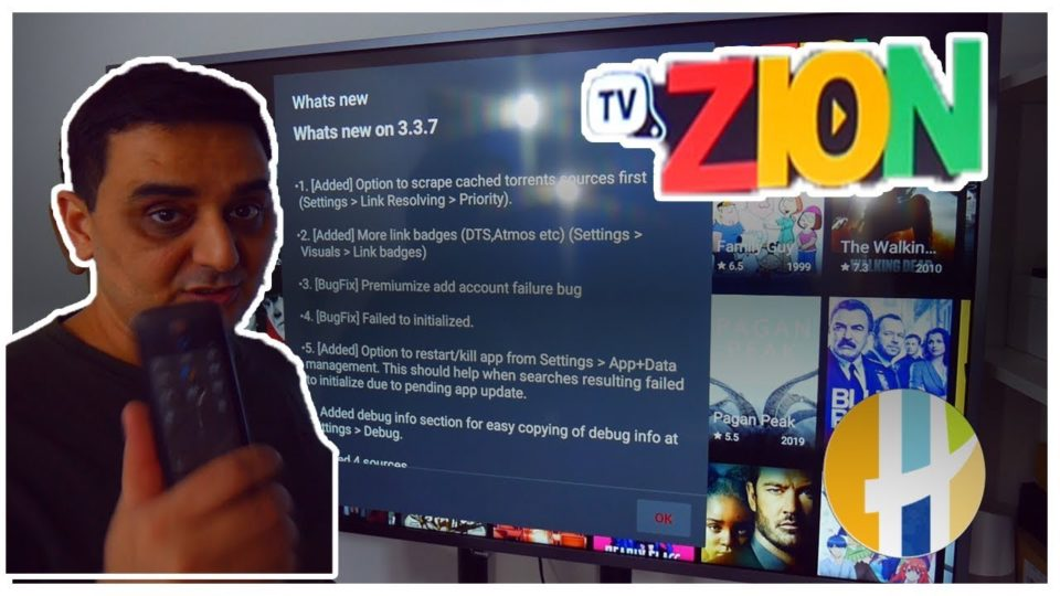 🐈 Tv zion apk latest version 3 0 | TVZion APK Download For Android
