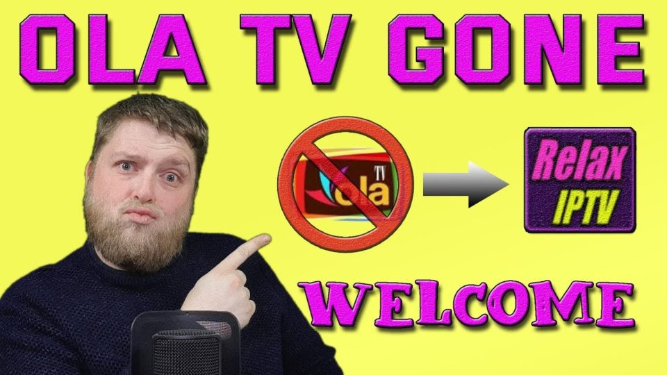 ⭐ Realx TV Brand New ⭐ Ola TV's Replacement ⭐ - Install