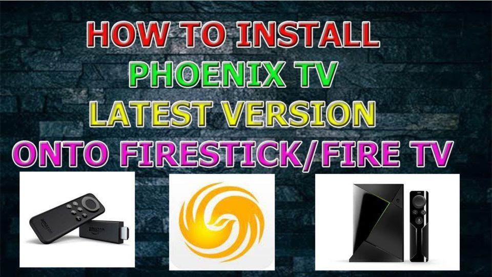phoenix source kodi