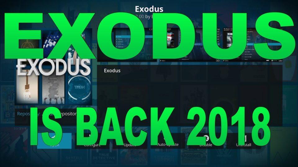 adding exodus to kodi krypton