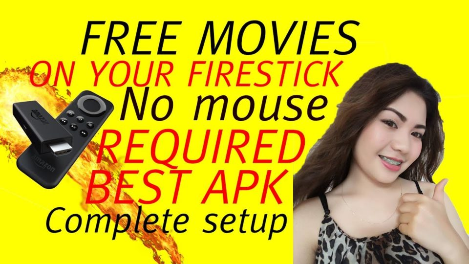 WATCH FREE MOVIES ON AMAZON FIRESTICK - FORGET NETFLIX & KODI