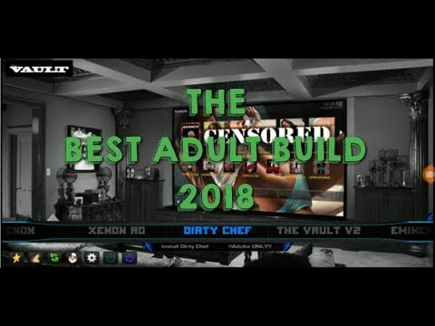 Best Kodi 17.6 Build For Firestick 2020 Chris Caserta   THE Best Adult Build and Wizard Ever for Kodi 17.6
