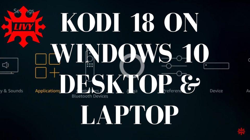 latest kodi install for windows