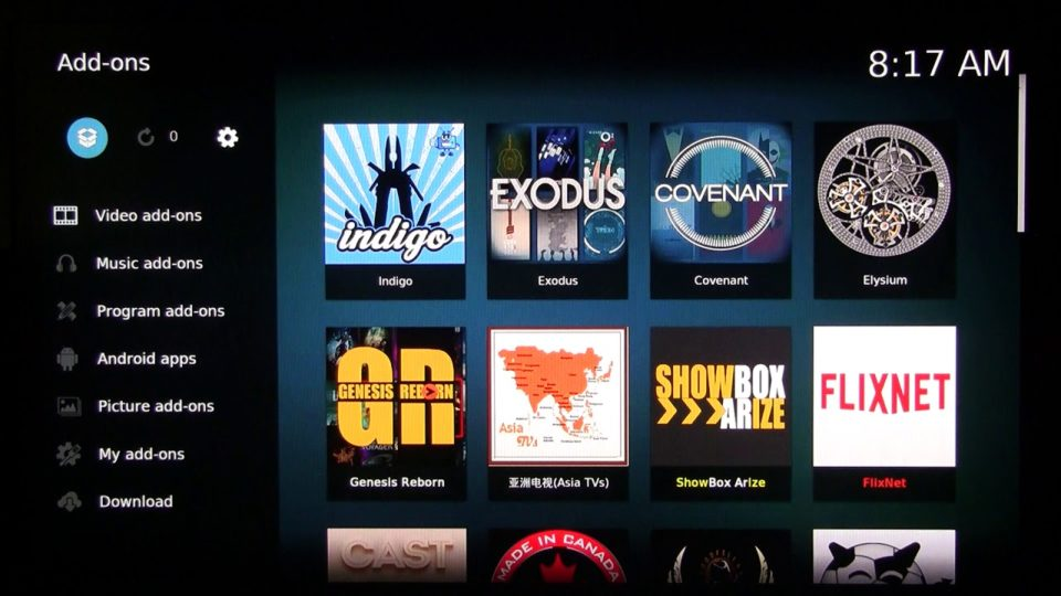 Install Kodil Repo as alternative to Super Repo for Kodi add-ons