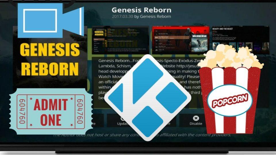 kodi genesis reborn replacement