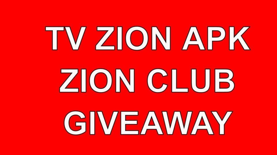 ZIONCLUB GIVEAWAY 4K MOVIES 1080 MOVIES - TVZION APK