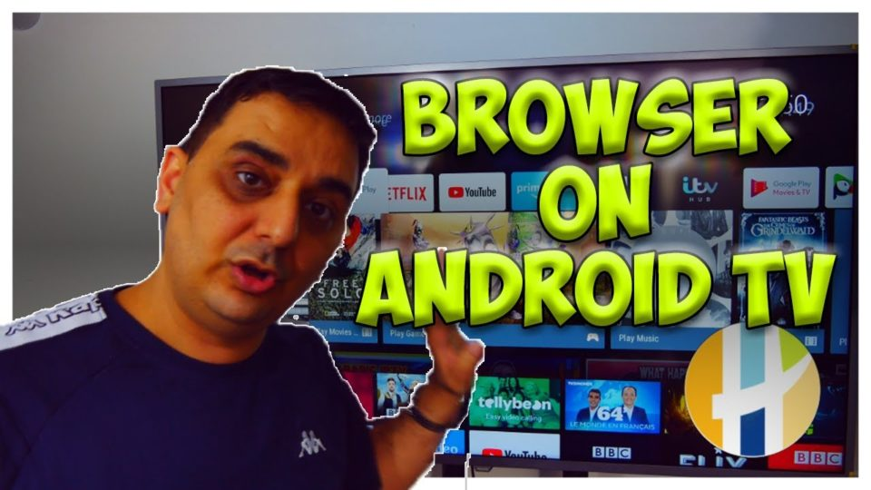 How to Install Browser in Android TV - Install APK the easy