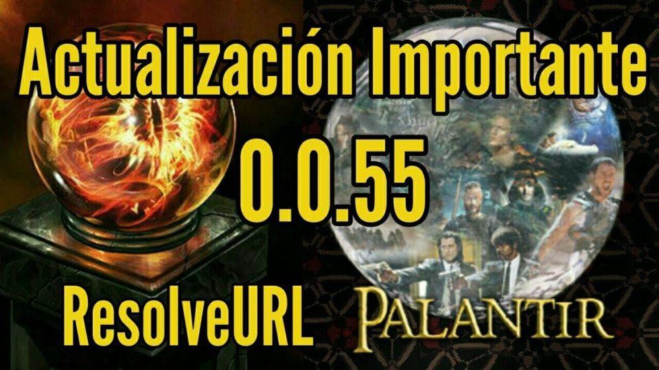 Addon Palantir Versión 0 0 55 Actualización Importante - Install the