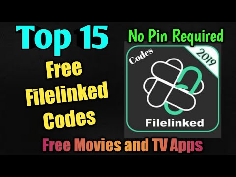 Top 15 Filelinked Library Codes for 2019 - Best IPTV Apps