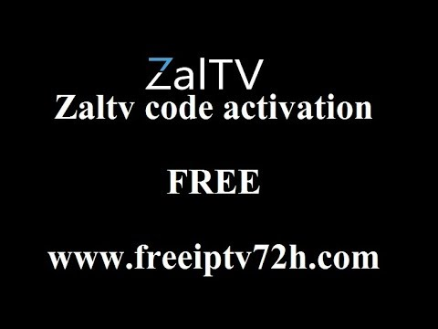 ZALTV IPTV APK || Code Activation || HD IPTV No buffering