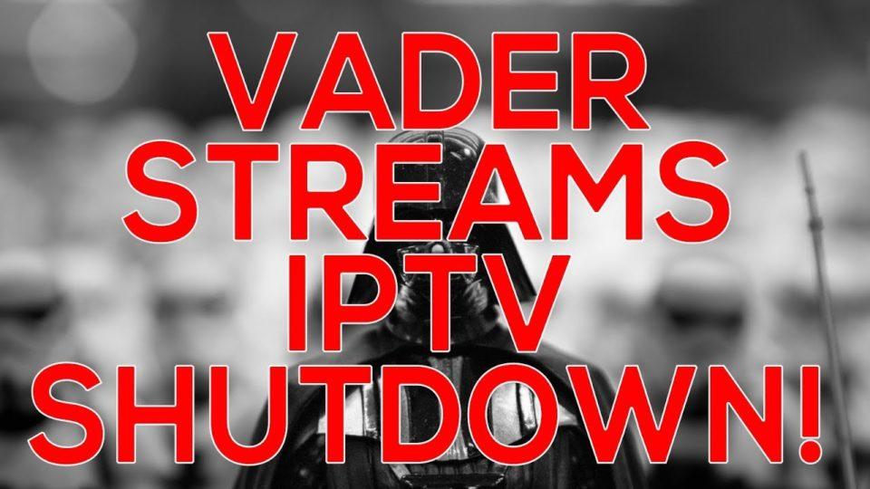 EL FIN DE UNO DE LOS GRANDES - VADER STREAMS IPTV SHUTDOWN - Install