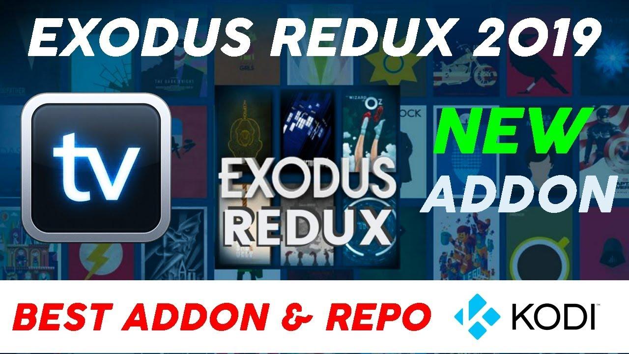 INSTALLER EXODUS REDUX | KODI NOUVEAU ADDON 2019 - Install