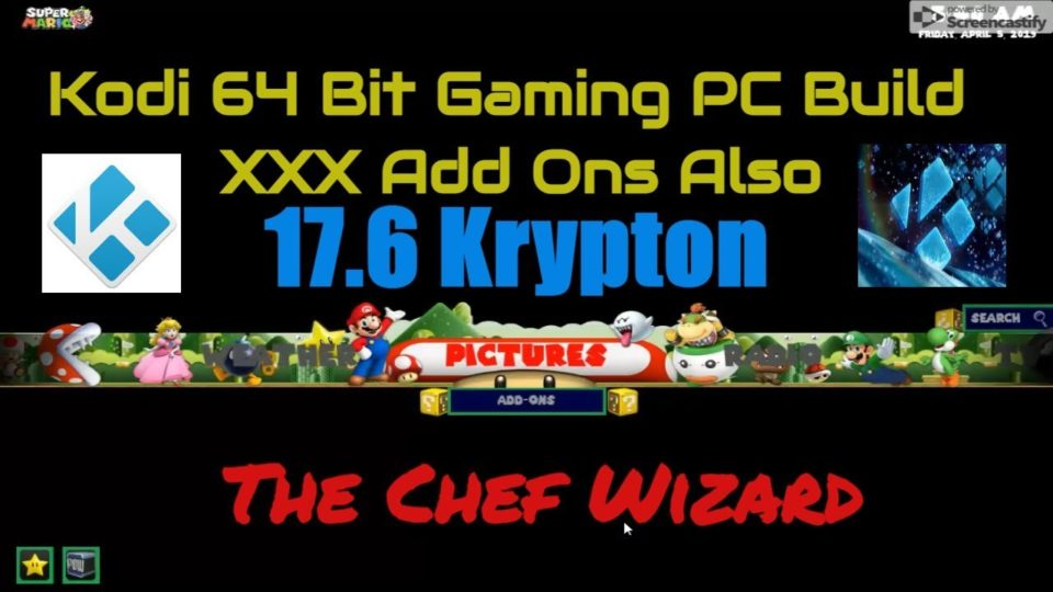 PC Gaming Build 64-BIT ONLY- Chef Wizard STandard Install w