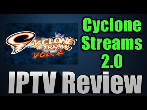 Cyclone Streams Review - New Updated App - Install the Latest Kodi
