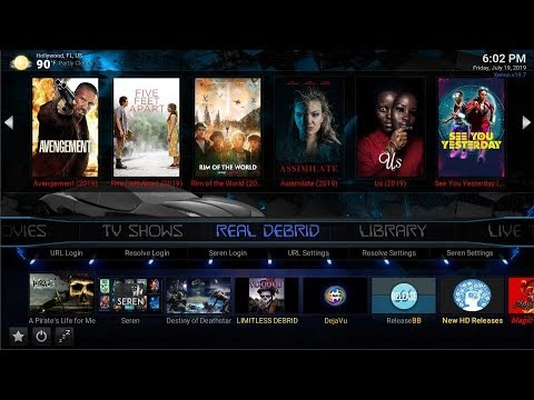 THE BEST KODI BUILD FOR JULY 2019 WITH TOP KODI ADDONS