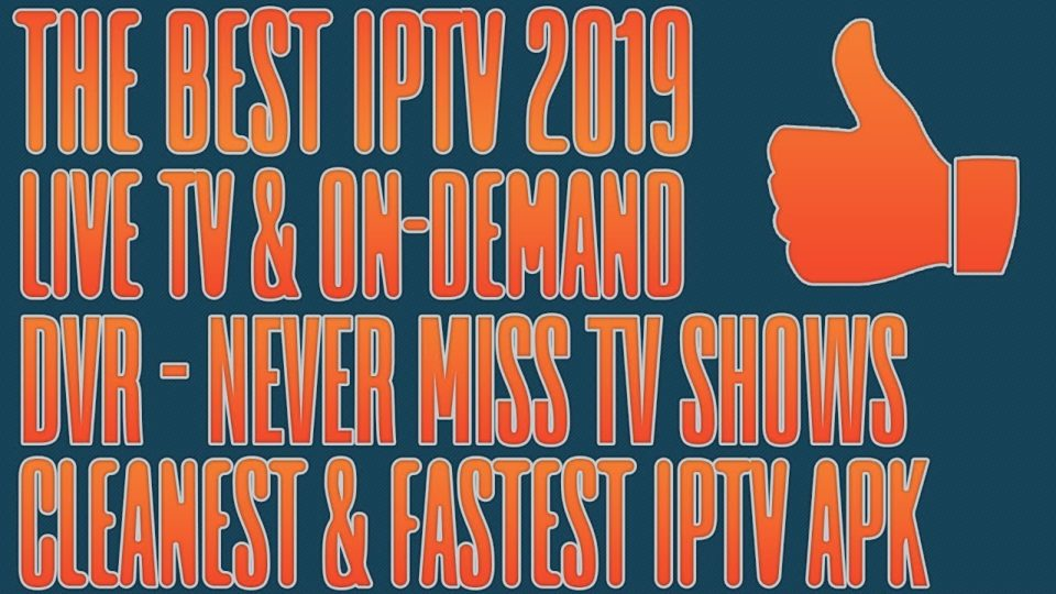 THE BEST IPTV THIS 2019 (Live Channel, On-demand, DVR, EPG