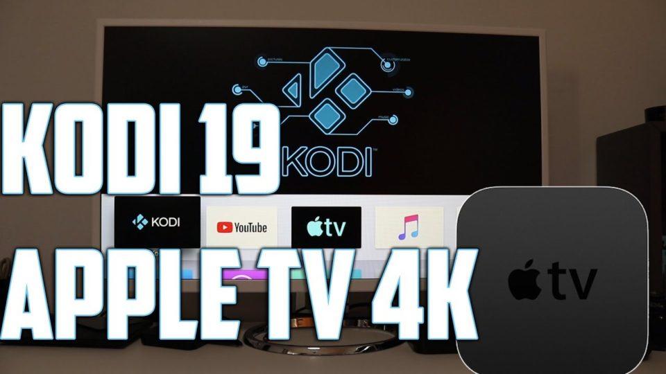 INSTALL KODI 19 MATRIX ON APPLE TV 4K WITHOUT JAILBREAK