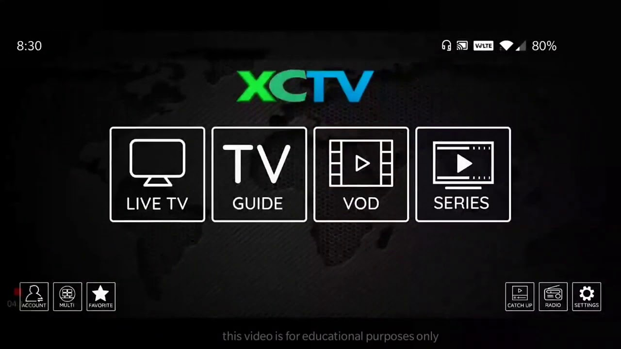 XCTV IPTV Service Review XCTV IPTV Is Open And Accepting New Customers!! Order Now!! - Install ...