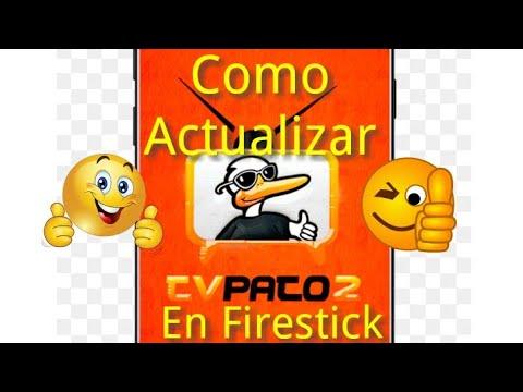 Cómo Actualizar tvpato2 en Firestick de Amazon - Install the