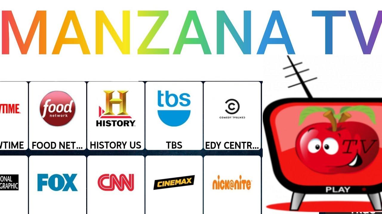 Manzana Tv Apk Instalar Y Descargar Gratis Clave