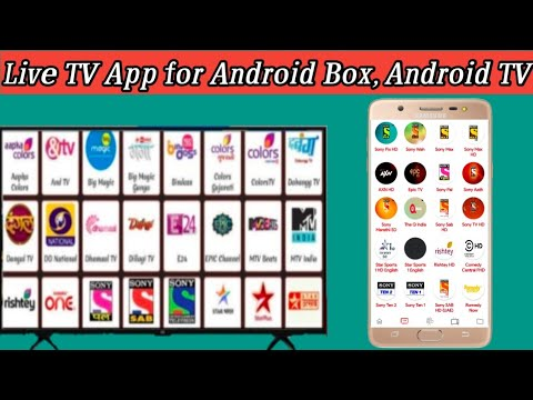 Set Tv Live Tv App For Android Tv And Android Box Watch Live Tv Apk With Unlimited Channels Install The Latest Kodi