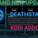 How To Install Death Star  Kodi Addon