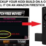 HOW TO BACKUP YOUR KODI BUILD ON A COMPUTER AND THEN INSTALL IT ON AN AMAZON FIRESTICK (12/8/19)